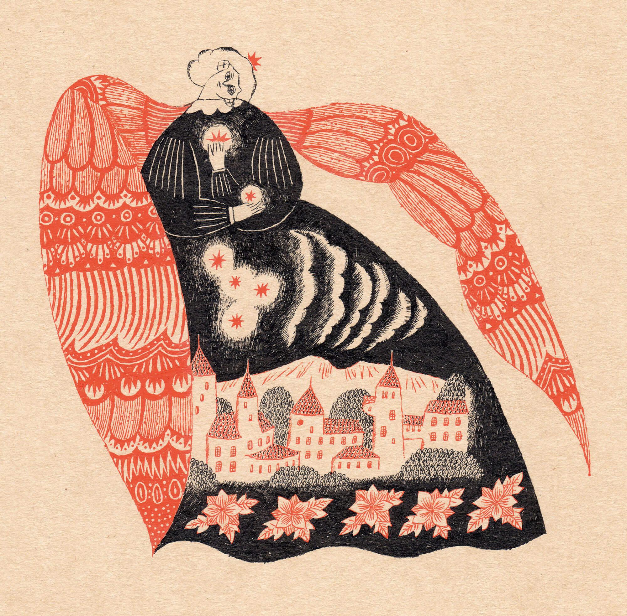 Sanae Sugimoto 「灯火」