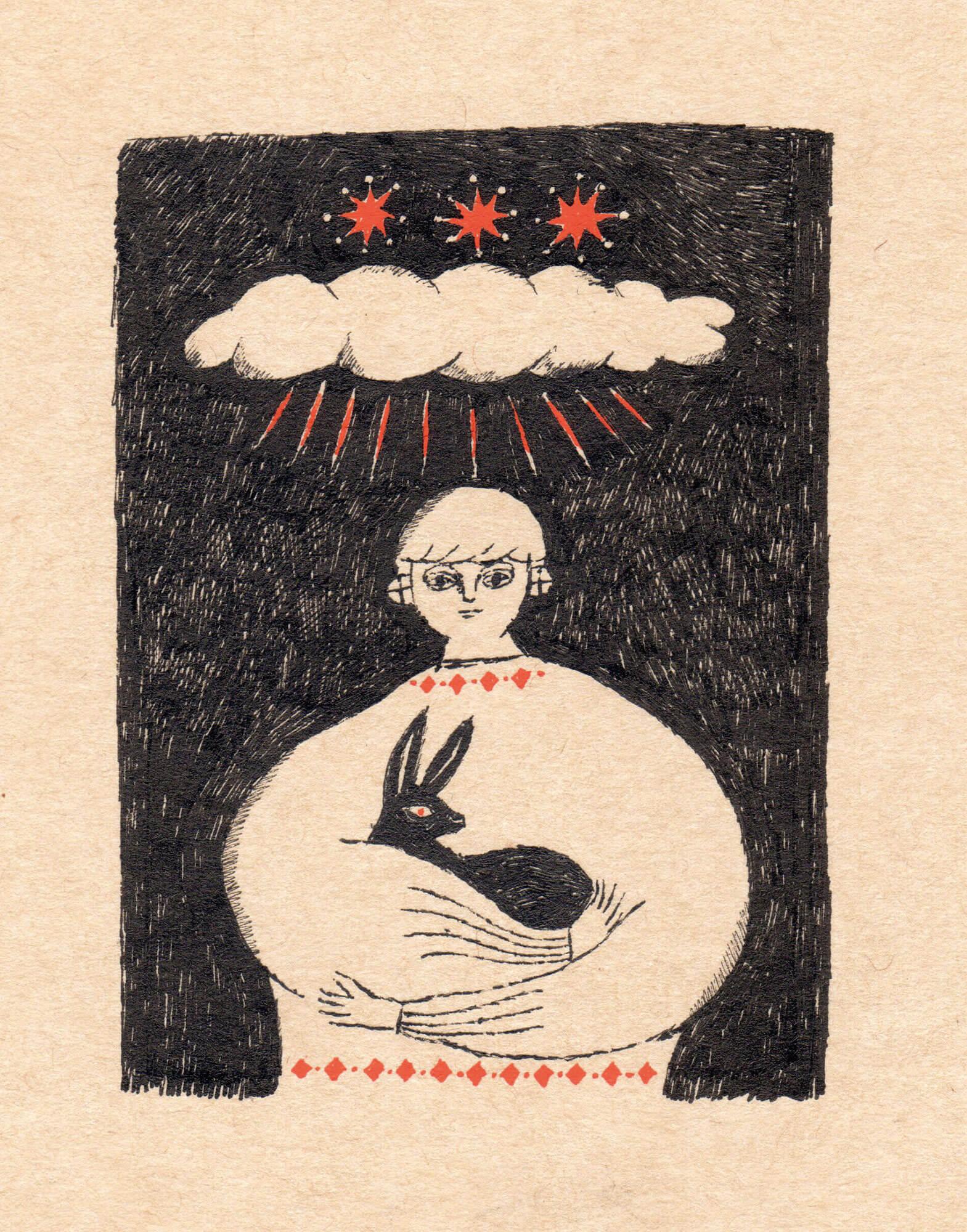 Sanae Sugimoto 「夕べの雲」