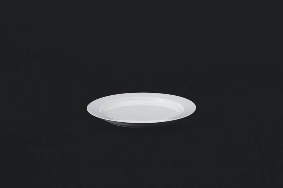 "yumiko iihoshi porcelain ""unjour""  別注 プレート ivory"