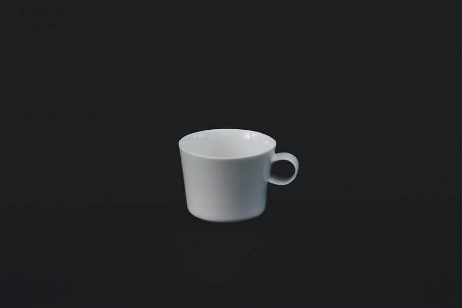 "yumiko iihoshi porcelain ""unjour""  別注 カップ ivory"