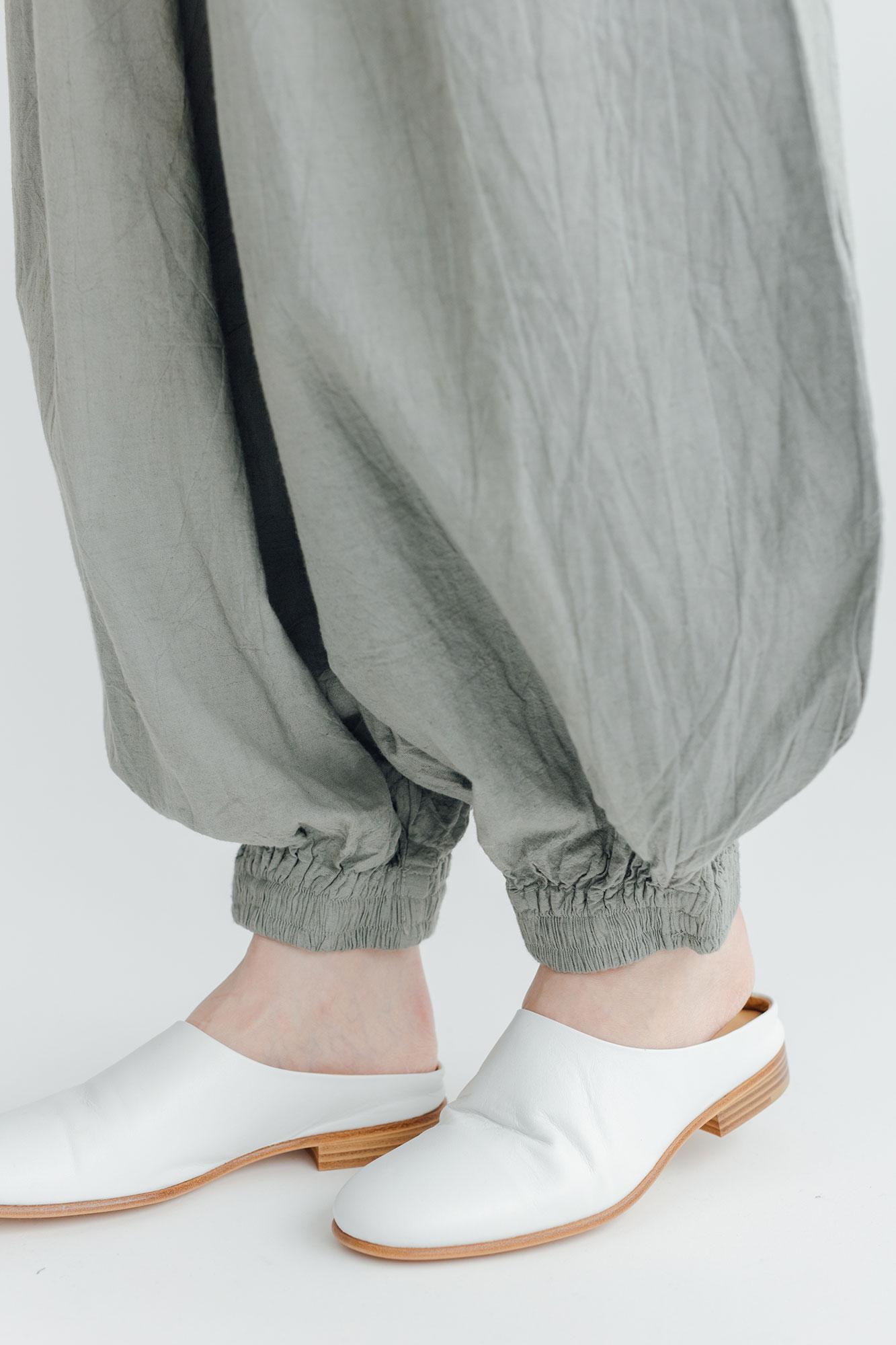 ヂェン先生の日常着 バルーンパンツ