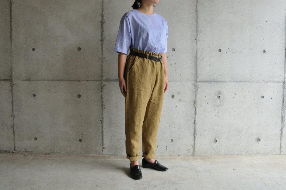 TESHIKI シティ Tシャツ