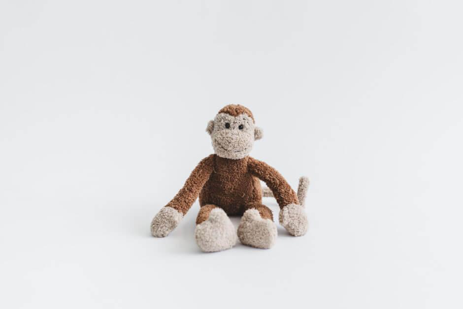 Jellycat Slackajack Monkey Small