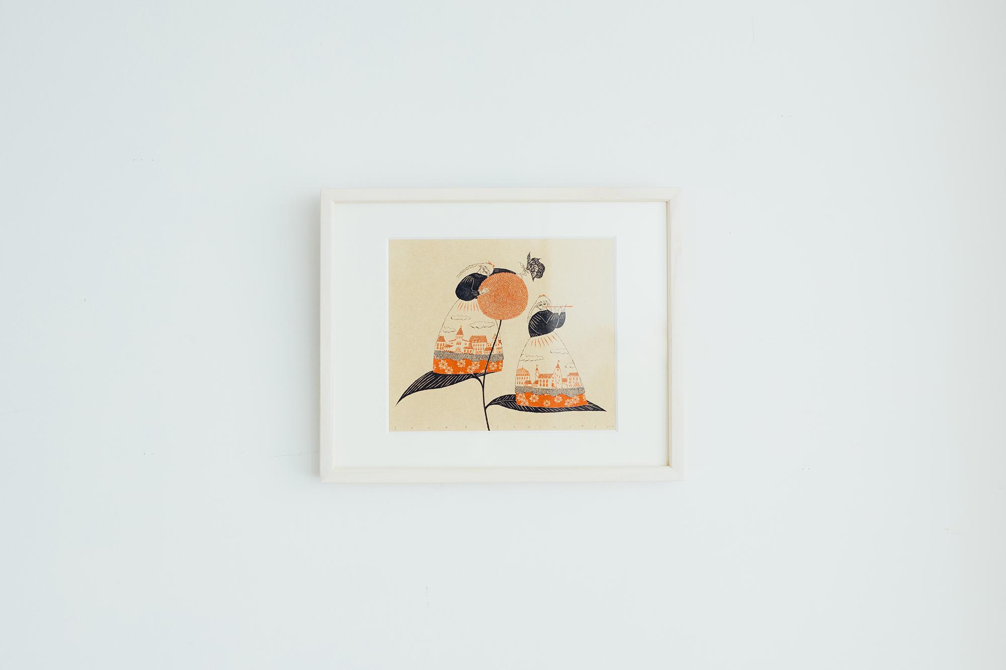 Sanae Sugimoto 「昼下がりの夢」