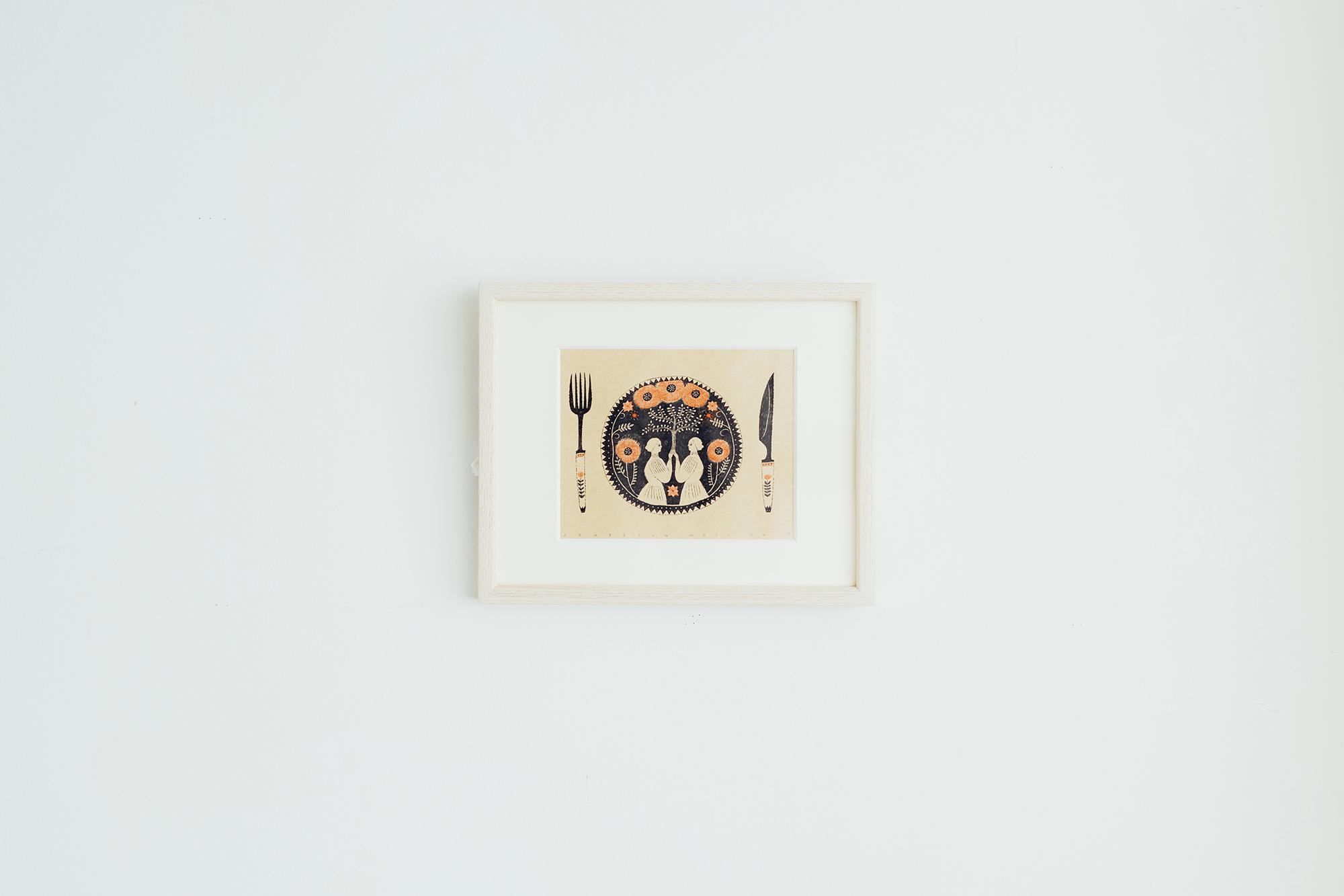 Sanae Sugimoto 「誓いの皿」