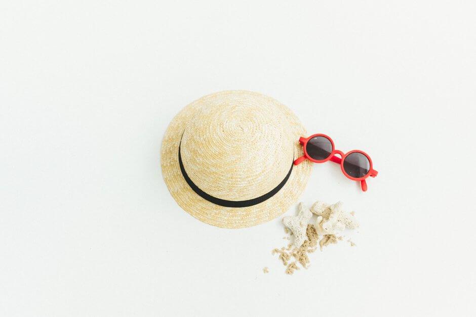 クラスカの麦わら帽子 チャイルド