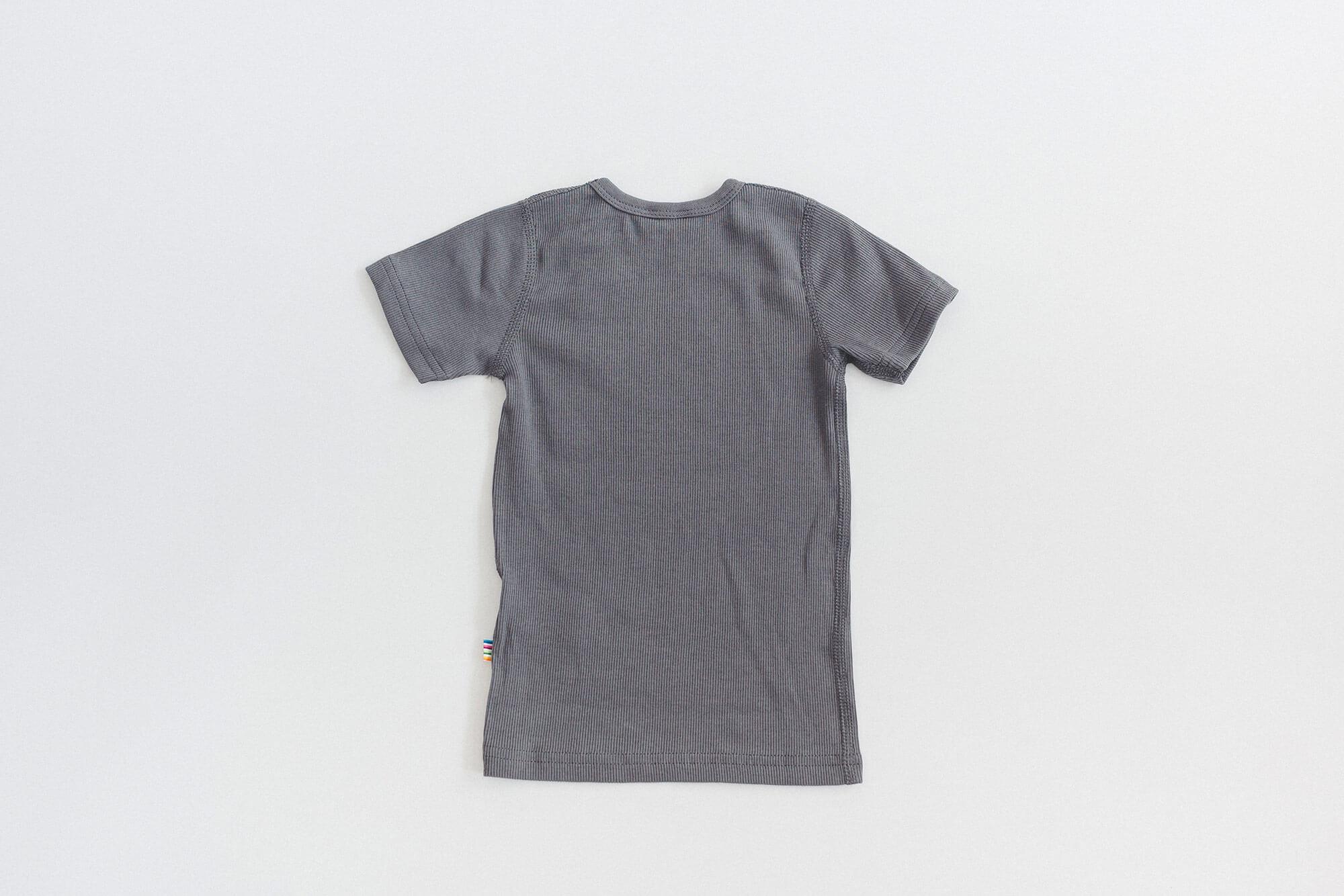 joha コットン Tシャツ グレー(90)