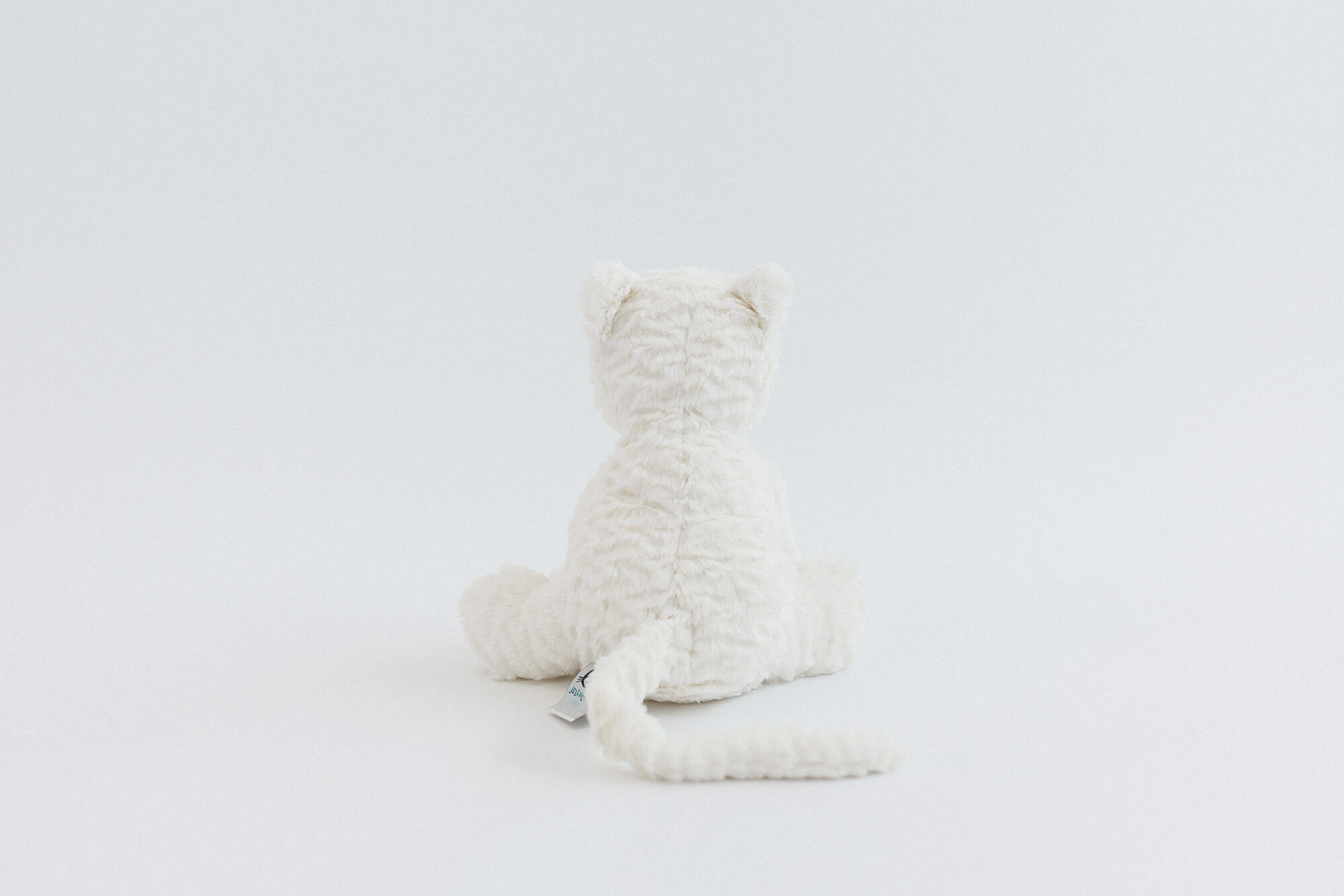Jellycat Fuddlewuddle ネコ