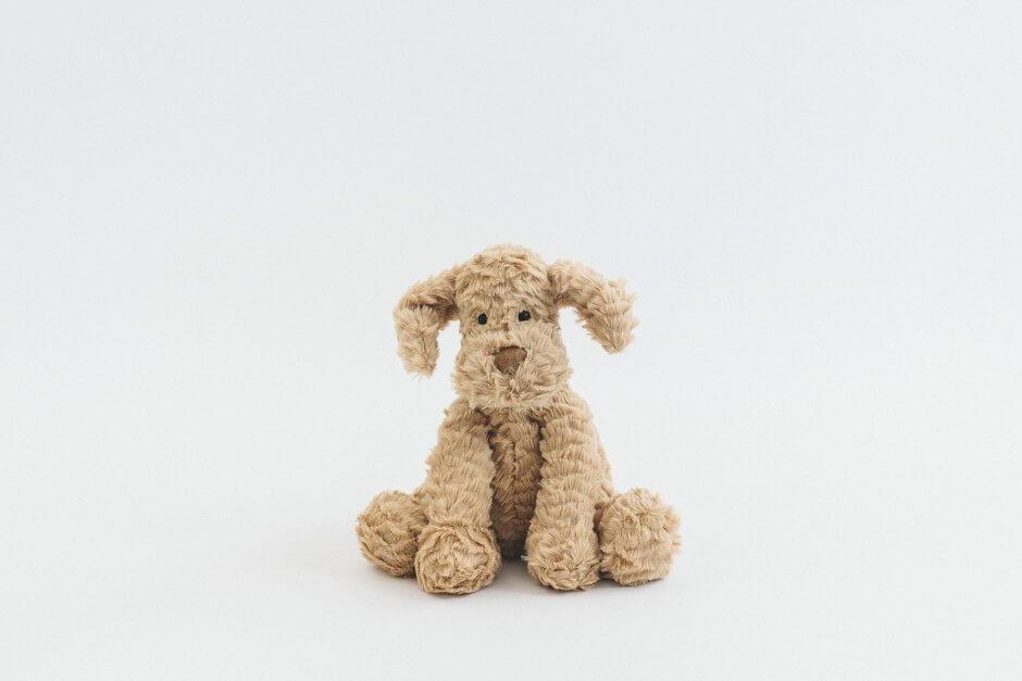 Jellycat Fuddlewuddle 子犬