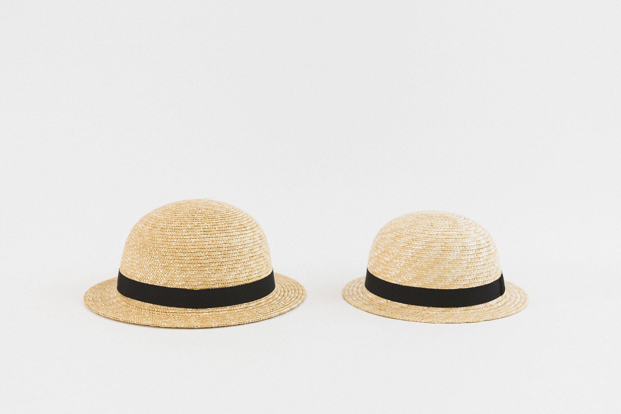クラスカの麦わら帽子 ベビー