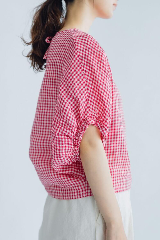 fog linen work アメリア トップ