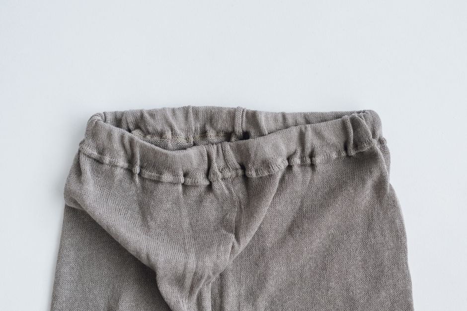 meri ja kuu 10分丈レギンス コットン/リネン