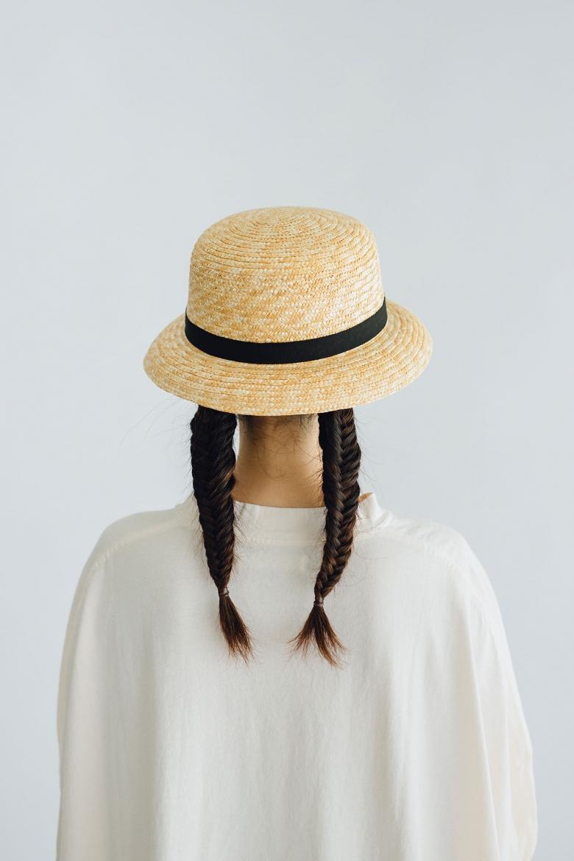 クラスカの麦わら帽子 ブリム おとな用