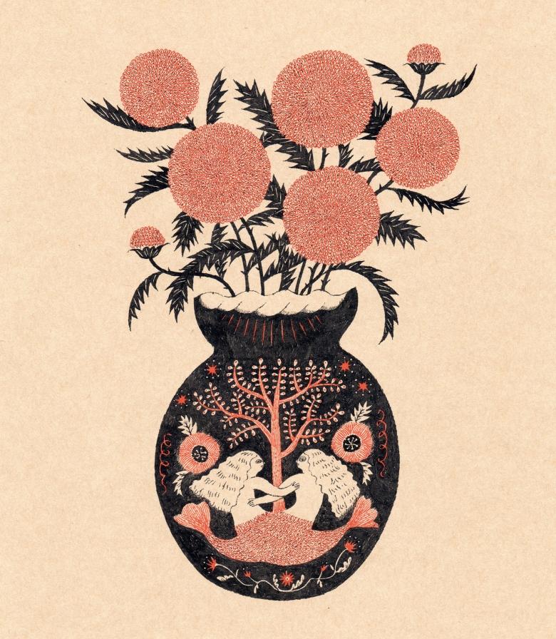 Sanae Sugimoto 「人魚の花」