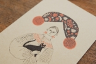 Sanae Sugimoto「ポストカードセット(B)」