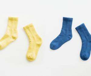 Glück und Gute 子どもオーガニックコットン靴下 18cm〜22cm