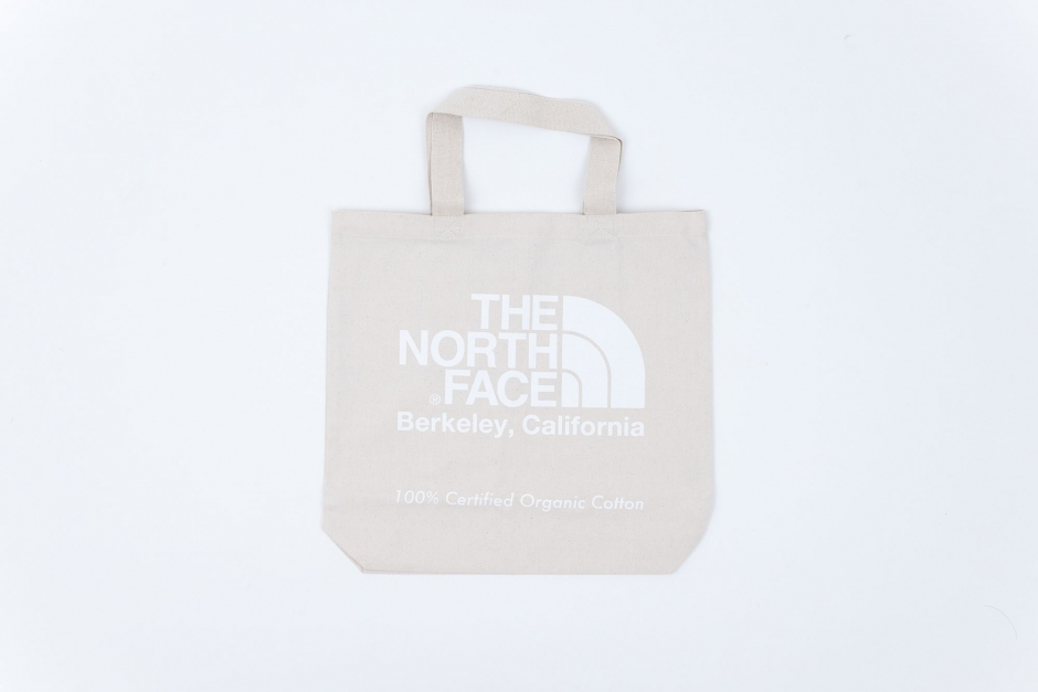THE NORTH FACE TNFオーガニックコットントート
