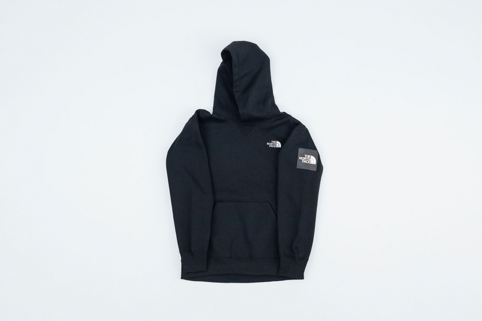 THE NORTH FACE スクエア ロゴ フーディー(メンズ)
