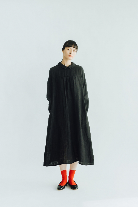 fog linen work マケナ ワンピース