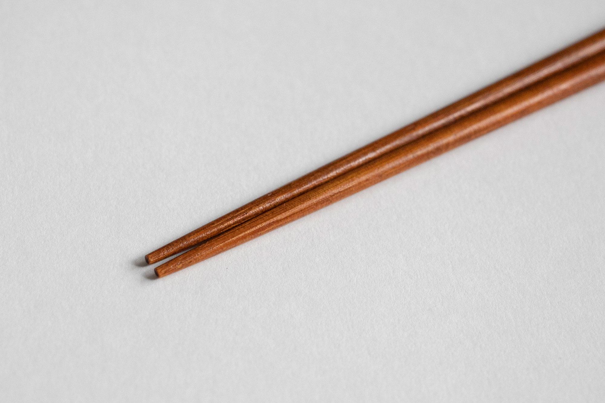ヤマチク うるし盛付箸