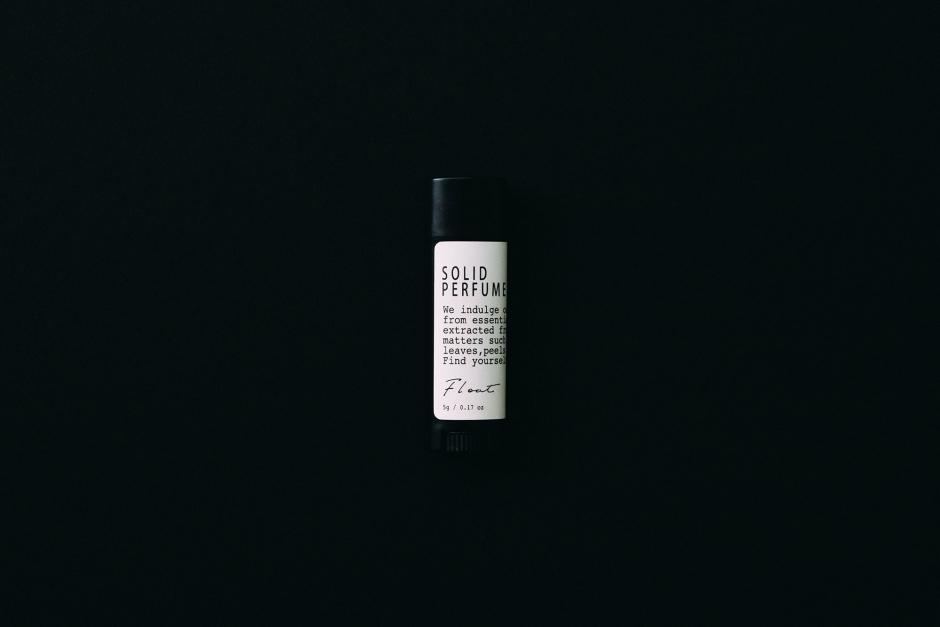 Float Solid Perfume 練香