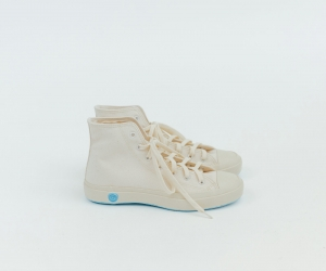 MOONSTAR SHOES LIKE POTTERY  HI WHITE