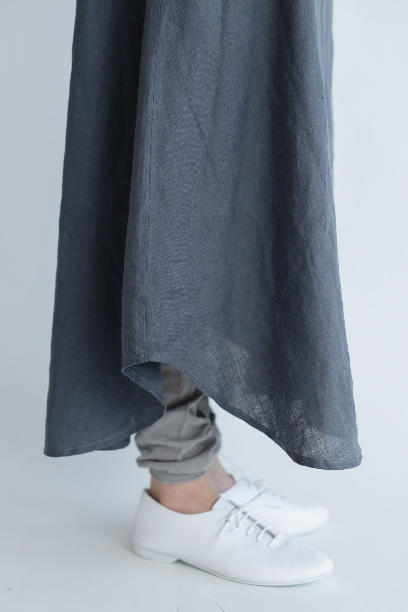 fog linen work リネン レギンス