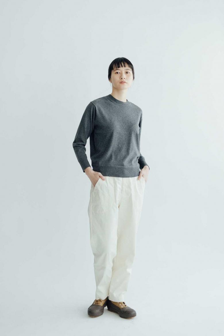 HAU ニット トップス 'coton'