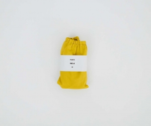 TESHIKI パンツ MUSTARD YELLOW No.4