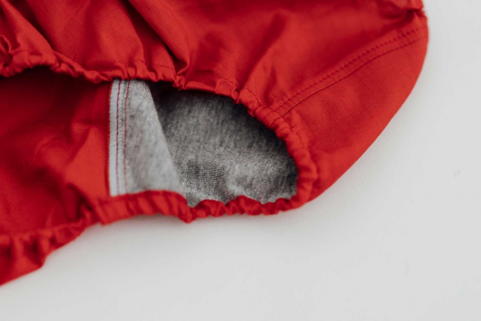 TESHIKI パンツ ROSE RED No.6