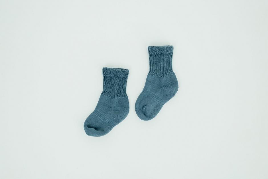 Gluck und Gute 子どもオーガニックコットン靴下 13cm〜17cm