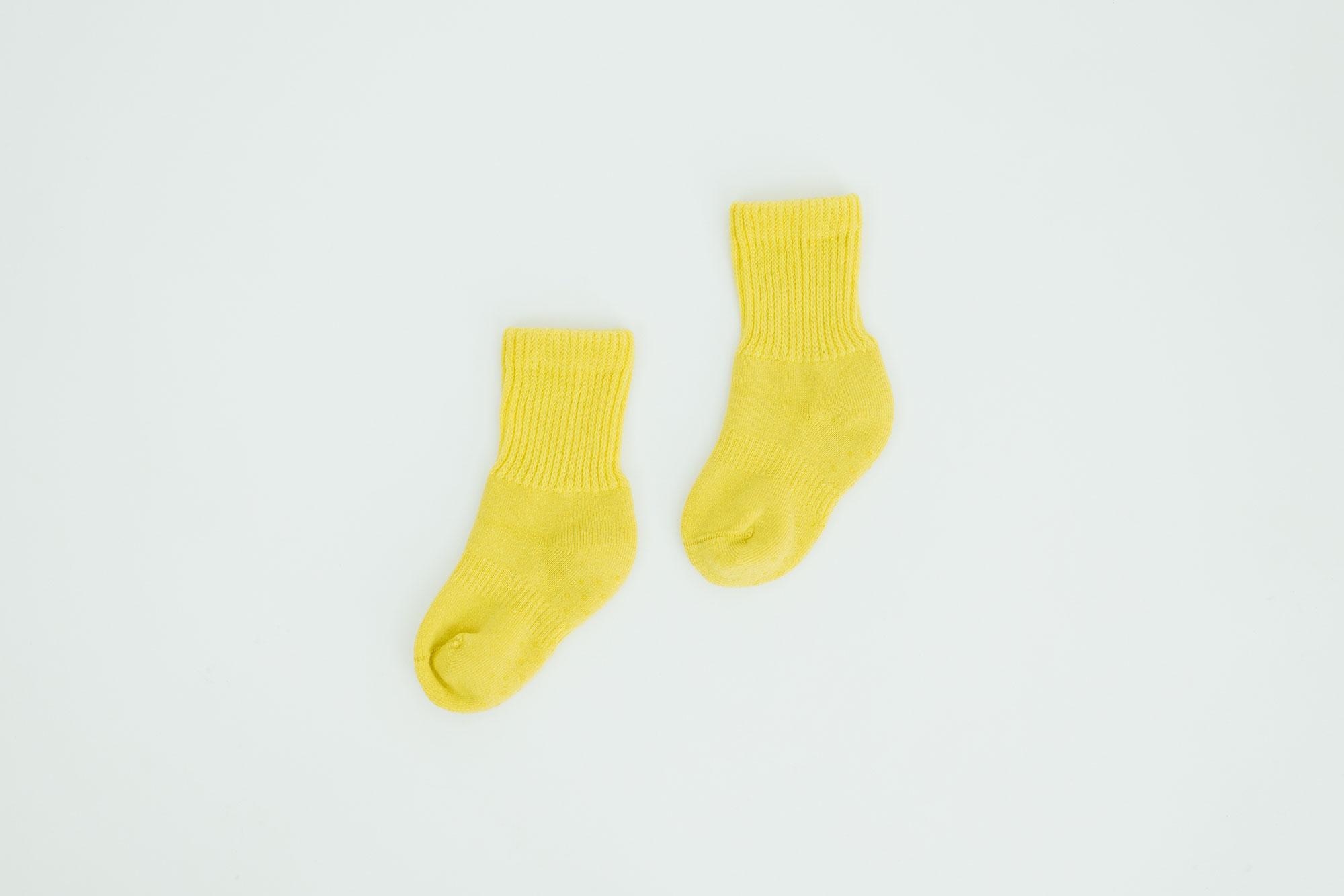 Glück und Gute 子どもオーガニックコットン靴下 13cm〜17cm