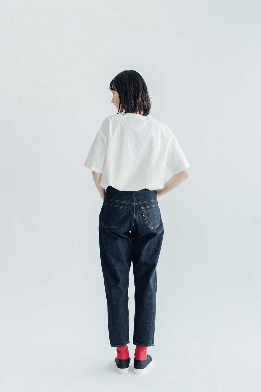 TISSU フハク ハーフTシャツ