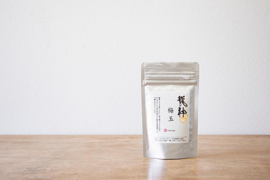 オーサワ 龍神梅肉エキス粒 梅玉 (小)40g