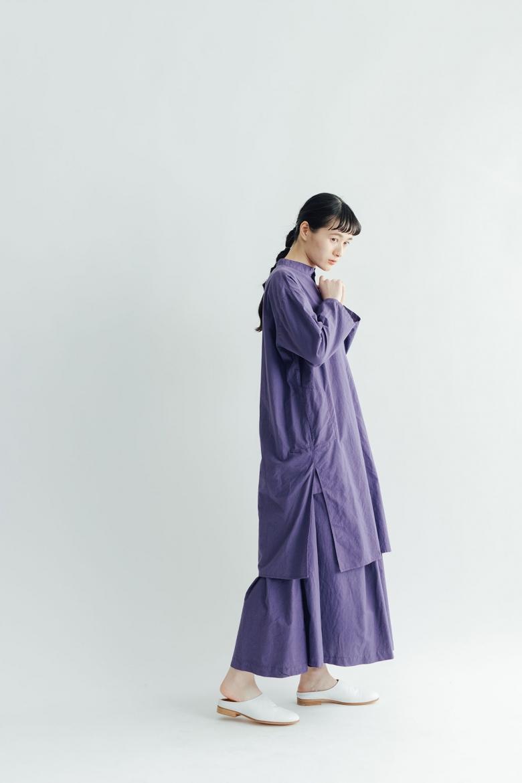 miiThaaii アミタ ロングシャツ