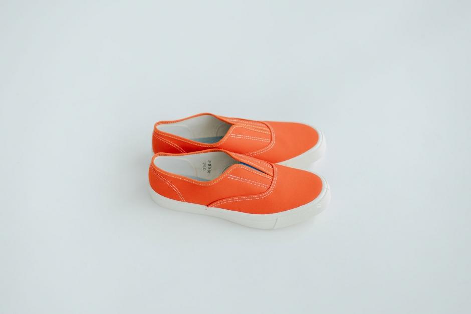 MOONSTAR SKOOLER / KACKS オレンジブルー