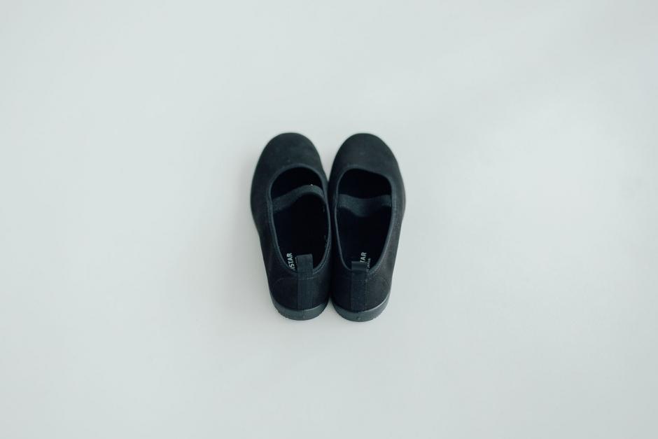 MOONSTAR SKOOLER / BANDBALLET ブラックモノ