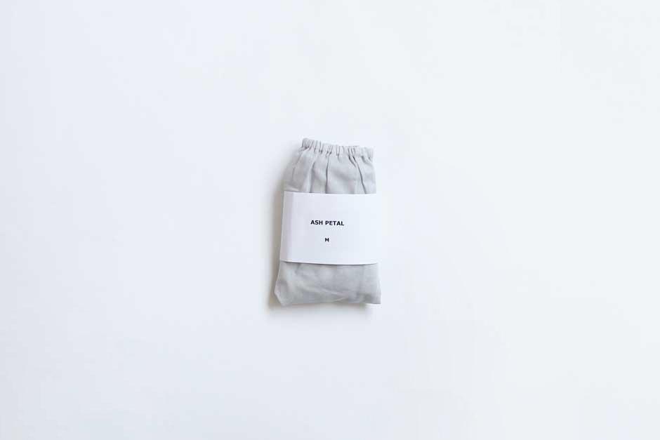 TESHIKI パンツ PETAL ASH