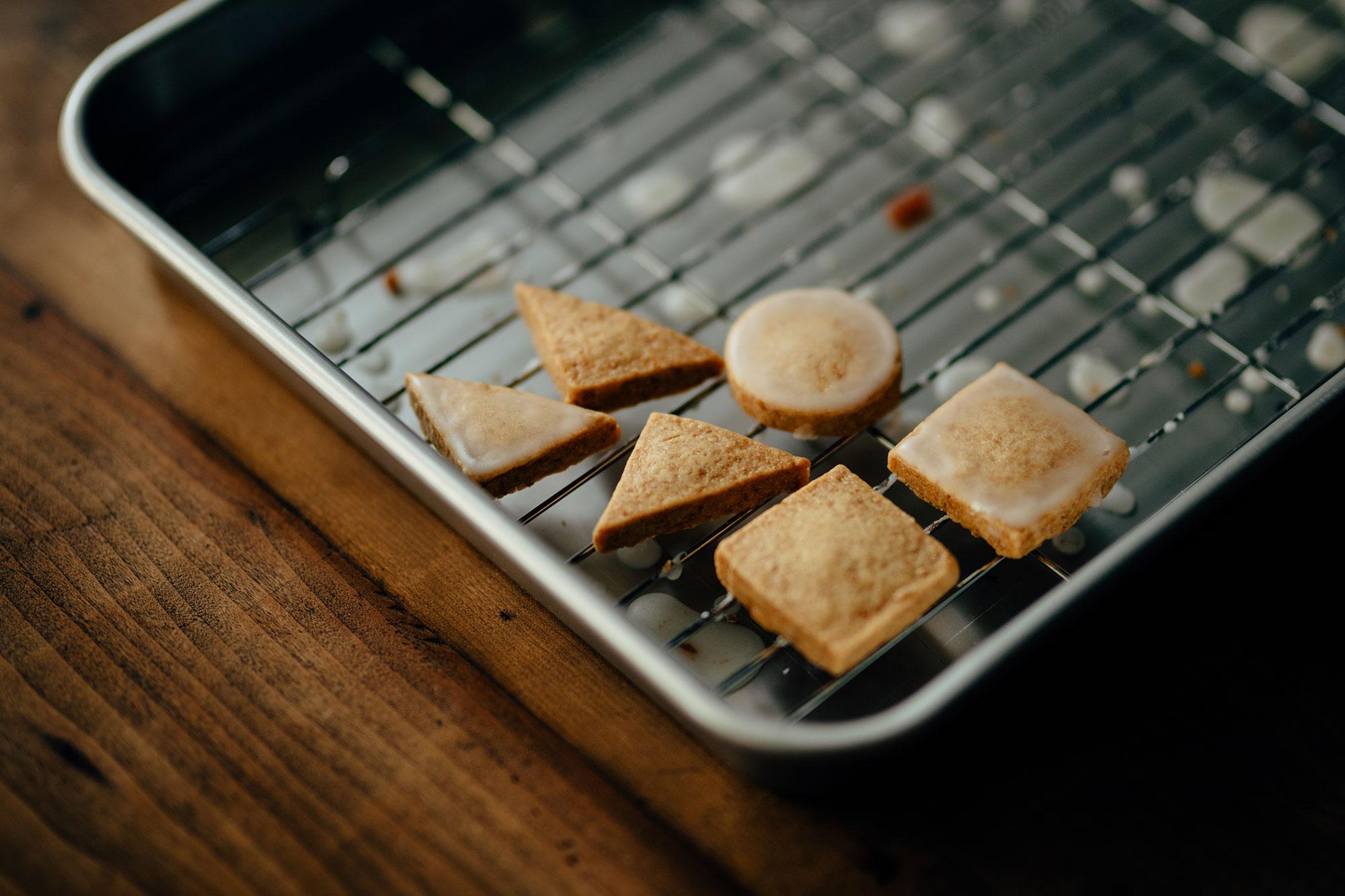 くらすことのクッキー