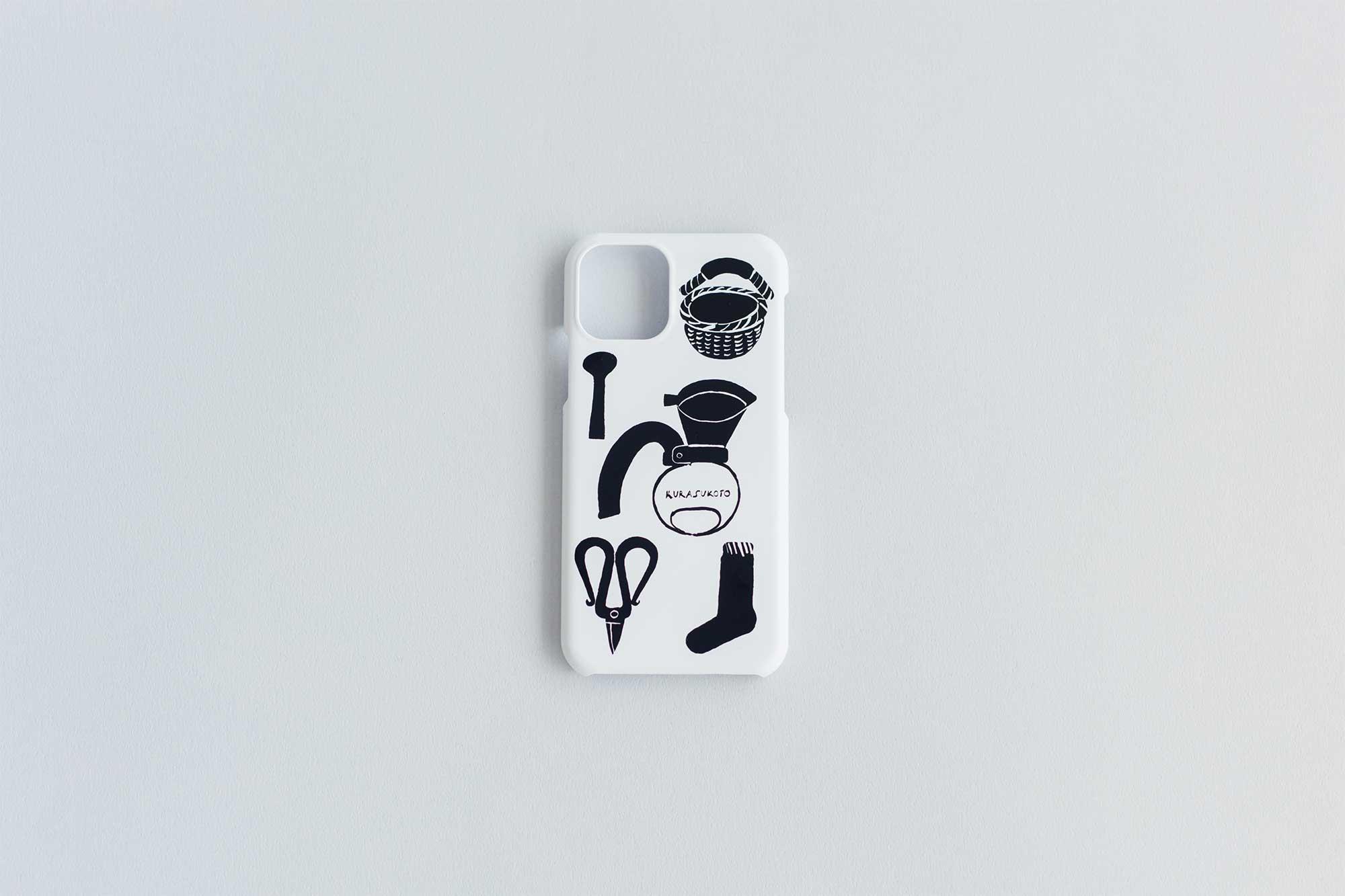 【受注生産】YACHIYO KATSUYAMA  iPhoneケース 道具