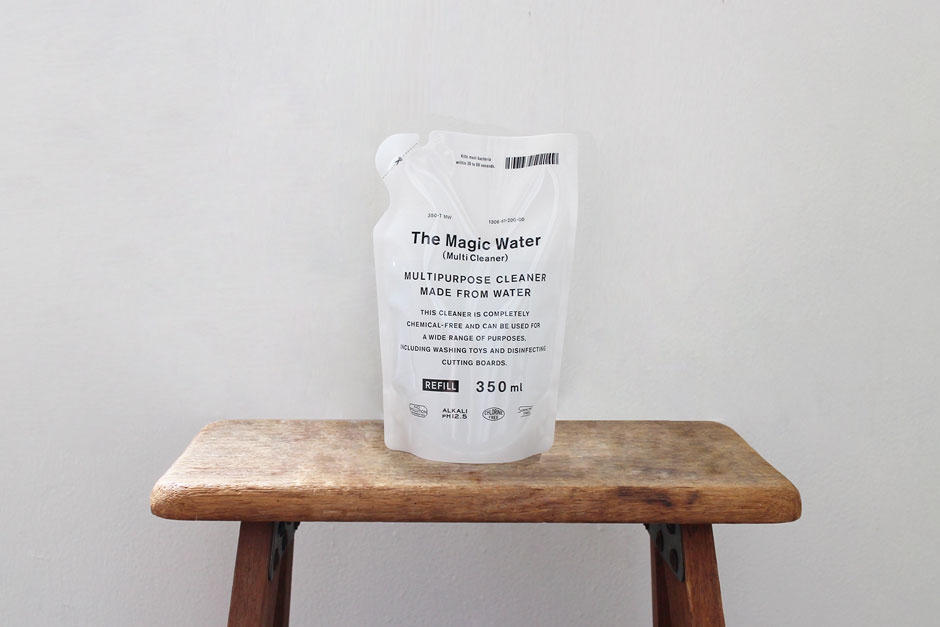 THE Magic Water (マルチクリーナー) 400ml / 詰替用 350ml