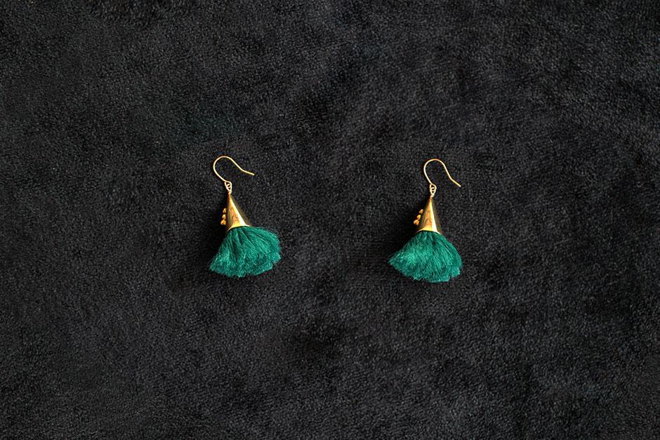 accessories mau つつっぽピアス