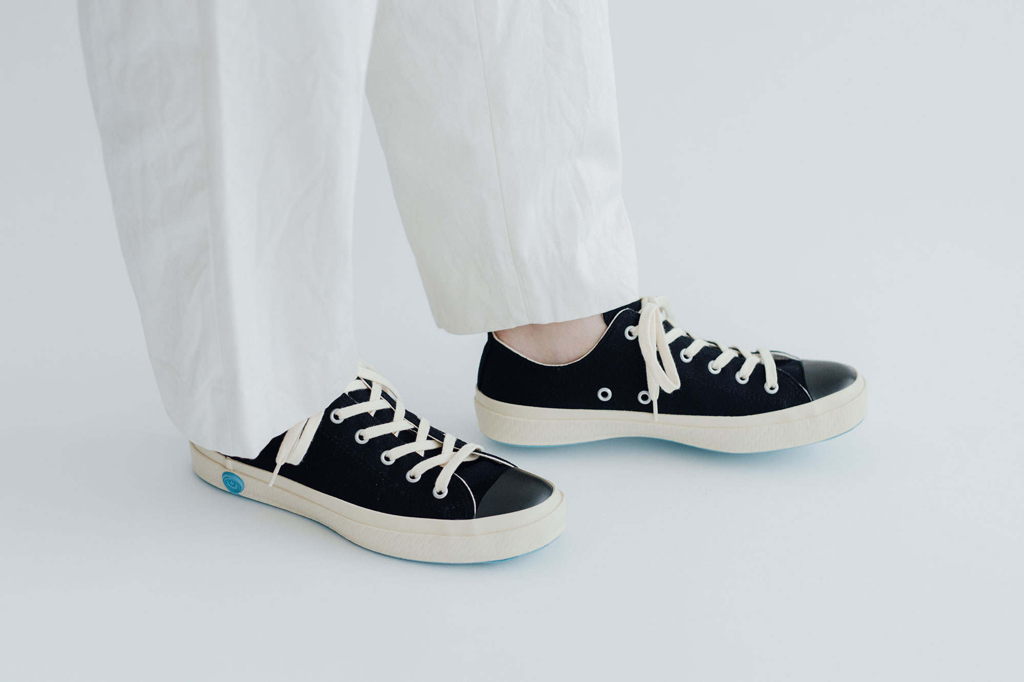 MOONSTAR SHOES LIKE POTTERY LOW BLACK