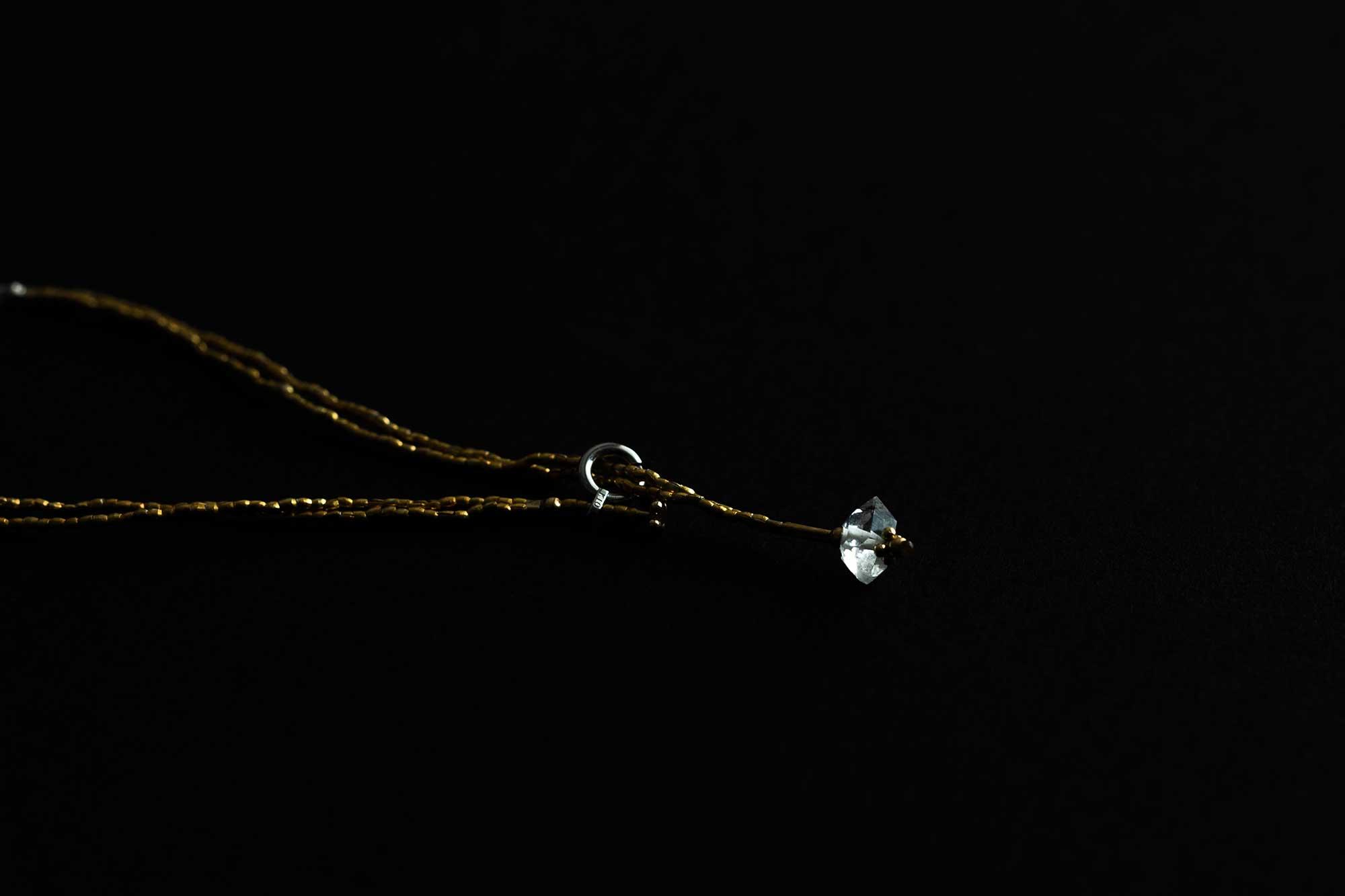 立田暁子 amulet bracelet no.2