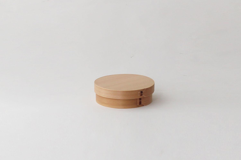 博多曲物 玉樹 丸5寸弁当箱