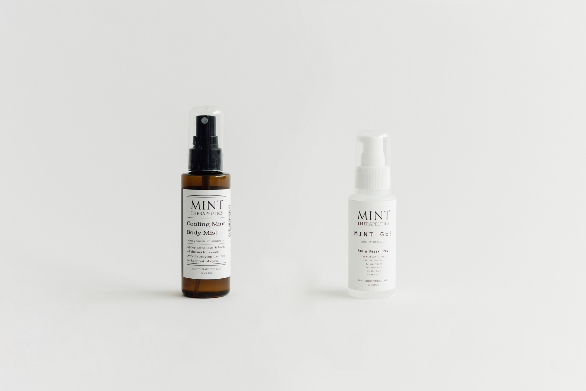 Mint Therapeutics Labo. ミントジェル