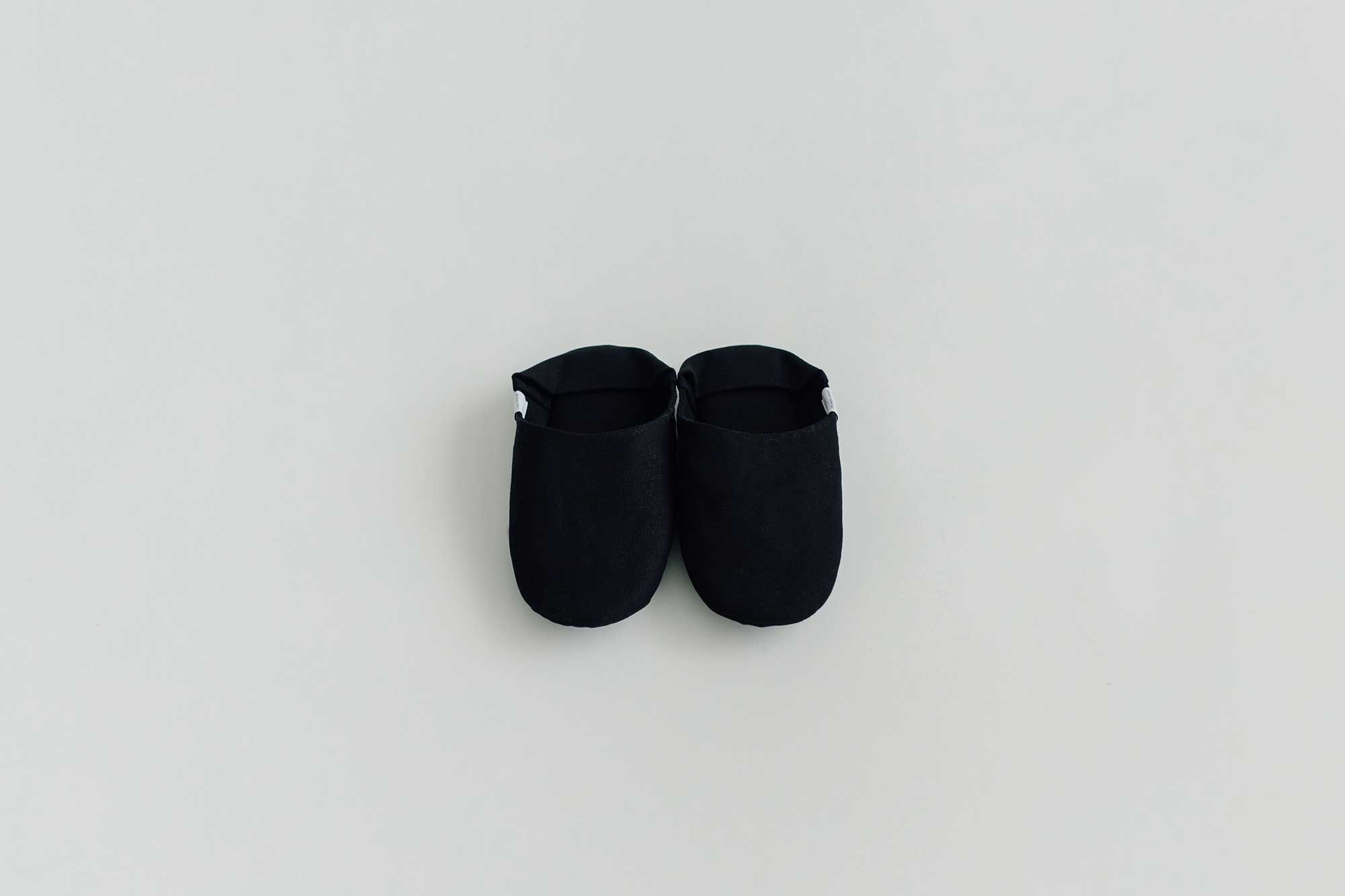 ABE HOME SHOES  帆布バブーシュ