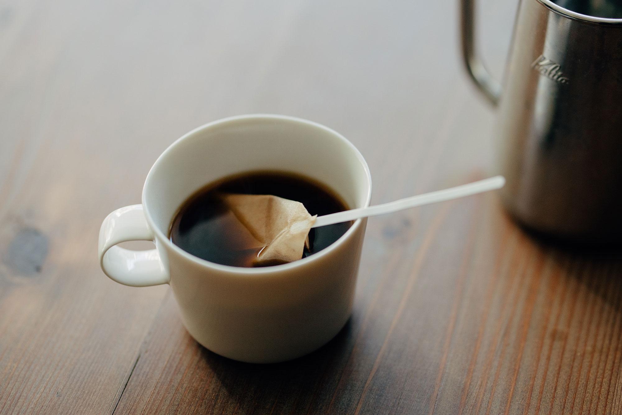 くらすこと オリジナルブレンド コーヒーバッグ 5個セット