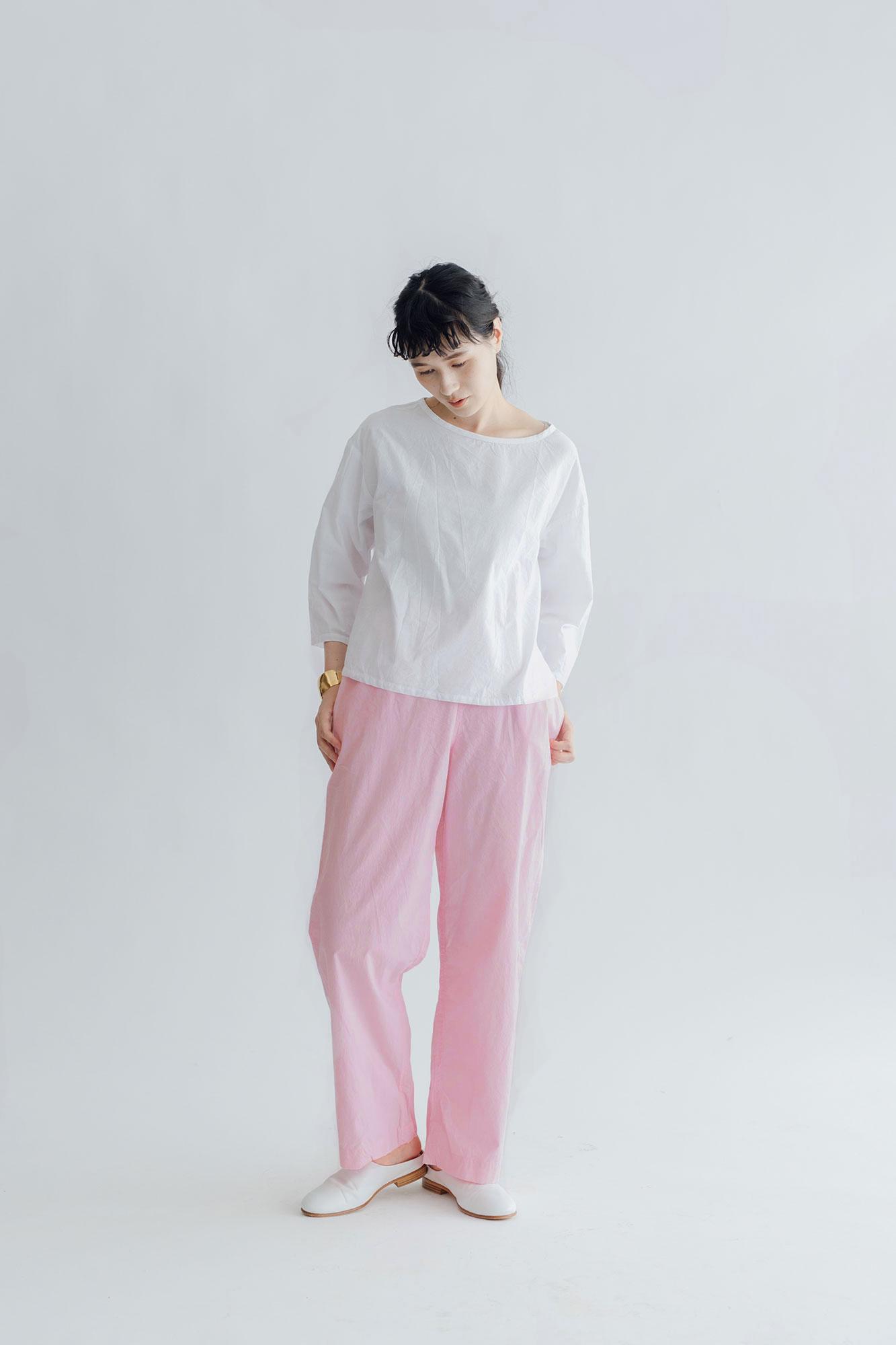 miiThaaii チャンドラー イージーパンツ 別注カラー