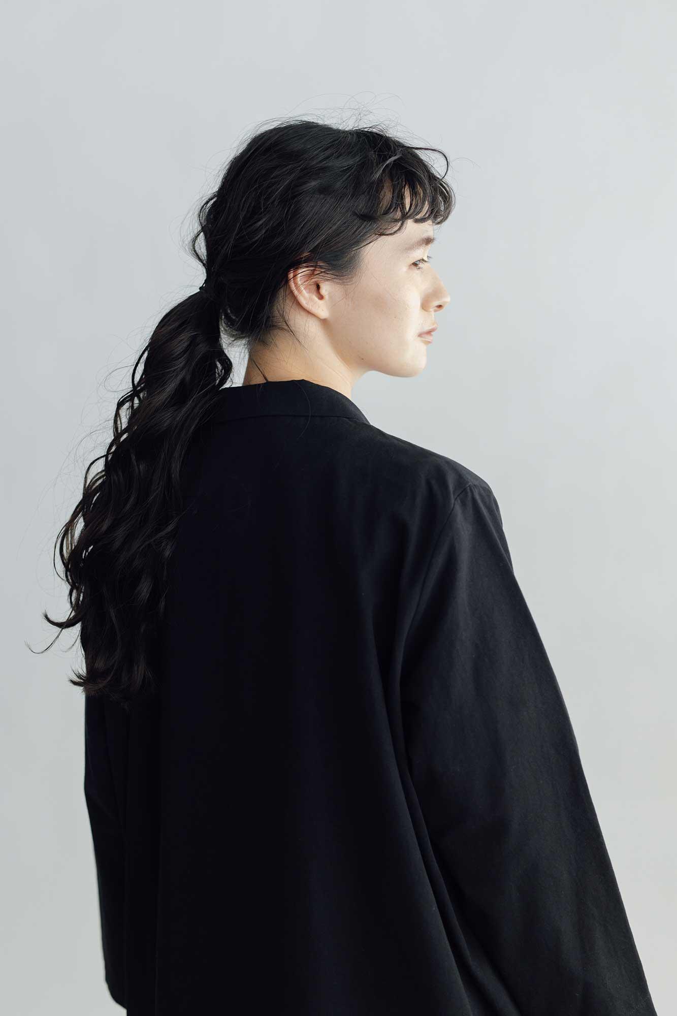Atelier d'antan Godard コットン ブラック